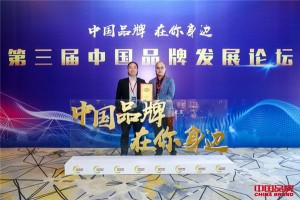 轩尼斯门窗受邀出席2019第三届中国品牌发展论坛