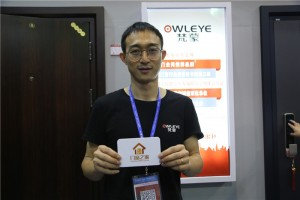 梵蒙门窗王海峰:稳中求进,质量第一,做更多的创新产品!