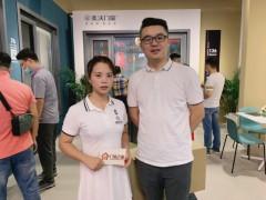 上海DDS设计展:美沃门窗招商总监于会飞
