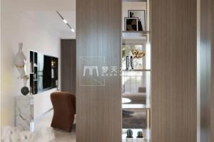 设计案例展示 现代东方美宅,风雅如斯,诗意栖居 梦天以细节传达美好、柔和时光