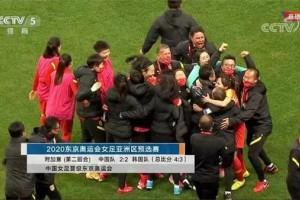 王力安防(605268)助力中国女足出线东京奥运 捍卫国家荣誉
